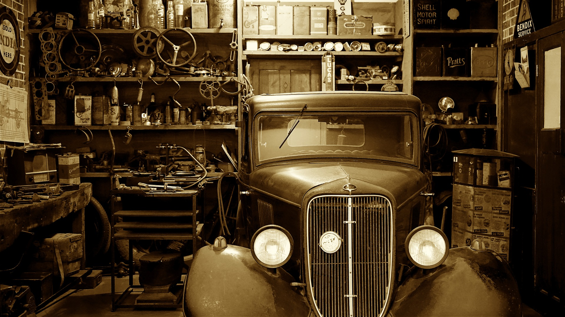 Turn Your Garage Into A Fun Palace