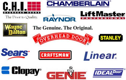 Garage doors brands